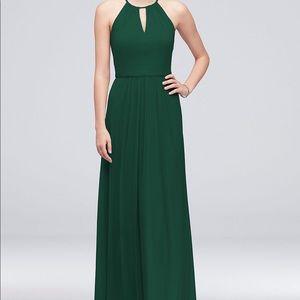 Davids bridal Juniper bridesmaid dress